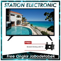 LG 32LJ500D LED TV 32 Inch [2017series/DVB-T2/DolbyAudio/USB]+Bracket