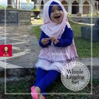 Gamis Balita   Setelan Gamis 1-2 tahun   Baju Anak Online