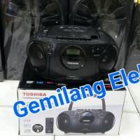 Mini Compo TOSHIBA TY-CKU310(USB,CD,MP3,RADIO,KASET TAPE)