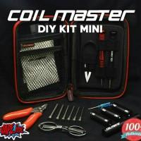 Jual Authentic COIL MASTER DIY KIT MINI *(not ud kuro vaportech v3 tool kit Murah