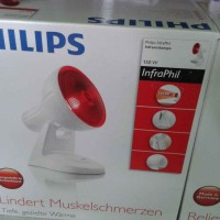 Lampu Philips Infraphil Terapi Infrared