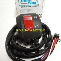 harga Handle Switch Holder / Saklar Kanan Byson (ada On Off ) Original Minda Tokopedia.com