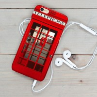 Jual Thelephone Box London iphone case 5s oppo f1s redmi note 3 pro Murah
