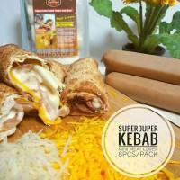 Kebab Meat Lover/Kebab Goreng/D2D Frozen Food/Kebab Frozen/Kebab Mini