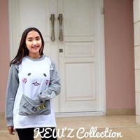 JUAL Sweater Murah / Sweater Wanita / Cuttie Cuts