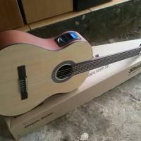 Jual Gitar akustik klasik shelby tuner Murah