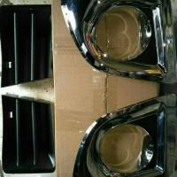 Cover Foglamp / Ring foglamp Avanza Xenia VVti 2010 + Penutup Bumper