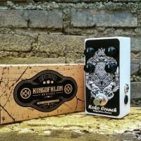 Pedal Efek Gitar Stompbox Distorsi Marshall Koko Crunch Distortion