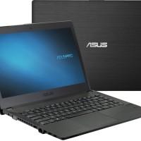 "Notebook ASUS Pro P2430 - Black i3-6006U/4Gb/500Gb/Finger Print/14""/DO"