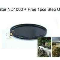 Filter ND1000 Green L / DHD Original 58mm + Free 1pcs Step Up