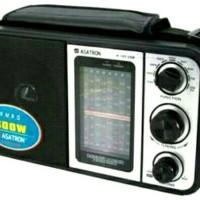Jual Radio asatron R-105 USB /8 band Murah