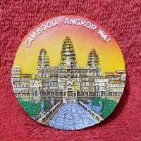 pusat jualan souvenir magnet kulkas negara kamboja