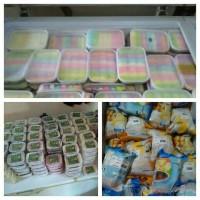 harga Paket 100rb Pancake + Chizkek Lumer + Cireng / Cilok Salju Tokopedia.com