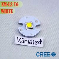 harga Cree Xm-l2 T6 Led White Emitter Usa 16mm Aluminium Base (stabil Suhu Tinggi) Tokopedia.com