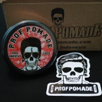 Jual PROF POMADE / RED MENTHOL / EXTRA HEAVY (FREE SISIR & STICKER) / COOL Murah