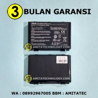 Baterai Laptop ORIGINAL Asus A32-F82 K40 K40IJ K40IN