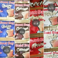Jual Good Day Mocacinno Vanilla Latte Chococinno Carrebian Nut 20gr sachet Murah