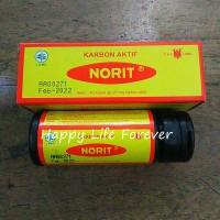 Norit Tablet - obat diare / kembung / gangguan lambung