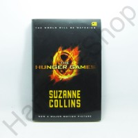 Jual Novel The Hunger Games Suzanne Collins NEW Segel Murah