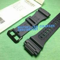 STRAP CASIO / STRAP TALI JAM CASIO AQ S810 W AQ S 810 W BIRU ORIGINAL