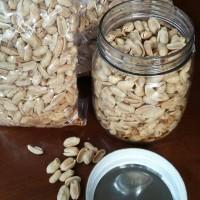 Jual Ready!! Kacang Bawang Oven 500 gram Murah