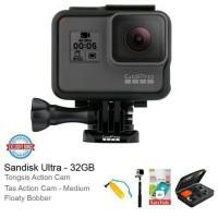 Action Camera GoPro HERO 5 Black with Memory & Tongsis