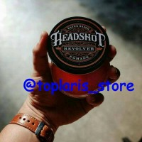 Pomade Premium Waterbased Headshot