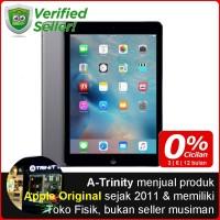 GARANSI RESMI APPLE 1TH iPad Air 2 Wifi Only 64GB Grey Black BNIB NEW