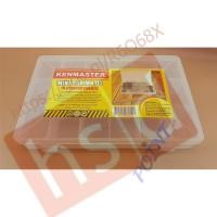 Kenmaster Kotak Box Tempat Komponen Sparepart Organizer 18 Sekat MK03
