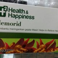 Hemorid ( herbal untuk wasir ) isi 36