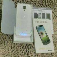 2in1.. Samsung Galaxy S4 i9500 Power Case 4000mAh Flip Case+Power Bank