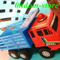 mainan anak truk diesel fuso