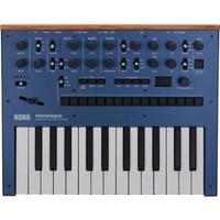 Korg Monologue BL (Blue) Monophonic Analog Synthesizer