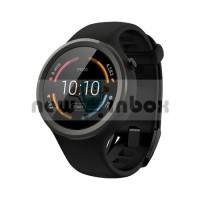 harga Motorola Moto 360 Sport 45mm Black Case - Black Tokopedia.com