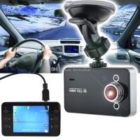 Kamera Mobil K6000 Full Hd 1080p / Car Dvr Camera Recorder