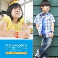 Jam Tangan Anak wanita pria Trendy Tahan Air merk terkenal SKMEI