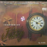 CD INDONESIAN SWEET JAZZY Vol. 1 Feat TITO SUMARSONO ODDIE AGAM