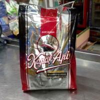 Kapal Api 380 gr | Kopi Bubuk Hitam Minuman Refill Kapal Api 380g