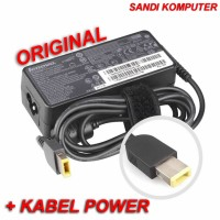 Adaptor Charger Lenovo Thinkpad E431 E440 E450 E455 E460 E465 ORIGINAL