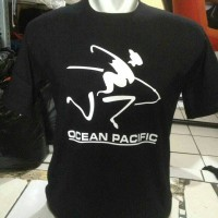 kaos/baju/t shirt OCEAN PACIFIC 02/OP