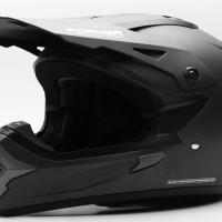 Helm Motor Cargloss Murah FORMER MOTO CROSS GUN METAL SG