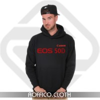 Jaket / Sweater / Hoodie Camera Canon Eos 50D - Roffico Cloth