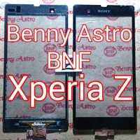 Touchscreen Sony Xperia Z, C6602, C6603, Docomo