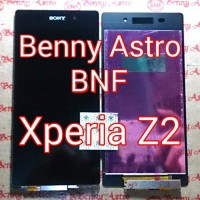 LCD + TouchScreen, Sony Xperia Z2, D6503, D6502, Docomo