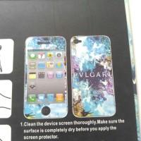 Skin iphone4 4s bvlgari fashion skin special price