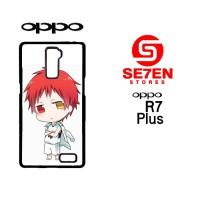 Casing Hp Oppo R7 Plus akashi Custom Hardcase Cover