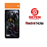 Casing Hp Xiaomi Redmi Note 1 Angry roshan Custom Hardcase Cover