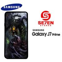 Casing Hp Samsung J7 Prime Angry roshan Custom Hardcase Cover