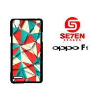 Casing Hp Oppo F1 (A35) Abstract Custom Hardcase Cover
