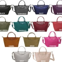 Original Longchamp Le Pliage Neo Small Tote BLC001